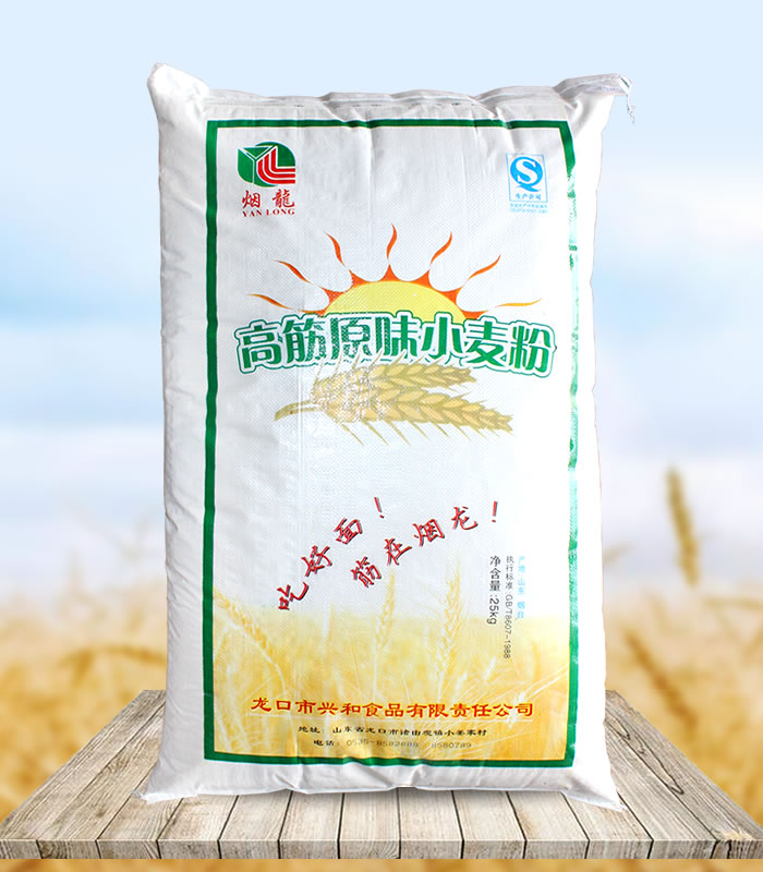25KG高筋原味小麦粉